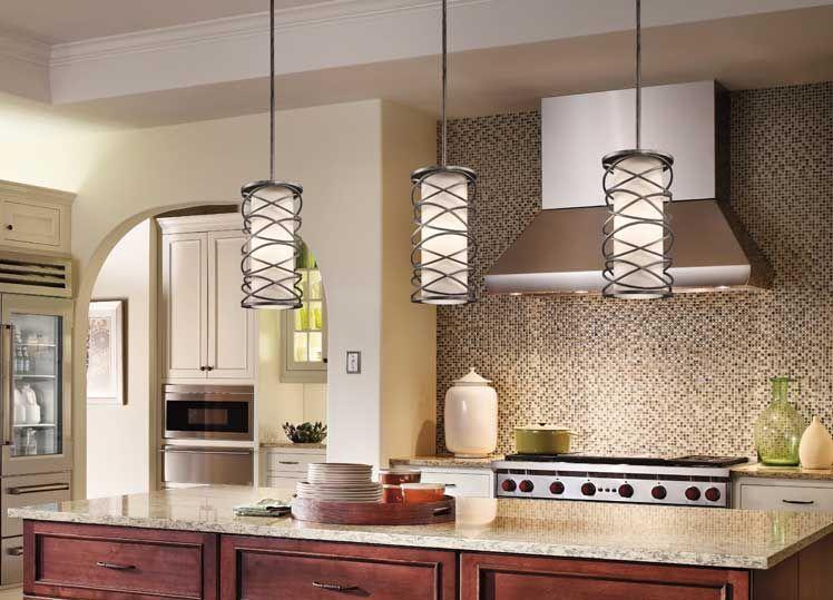 Pin by esther soto on Kitchens | Kitchen pendant lighting, Kitchen .