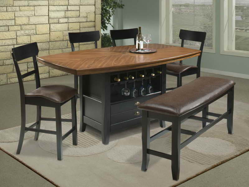 High top kitchen table sets Photo - 5 | Kitchen ide