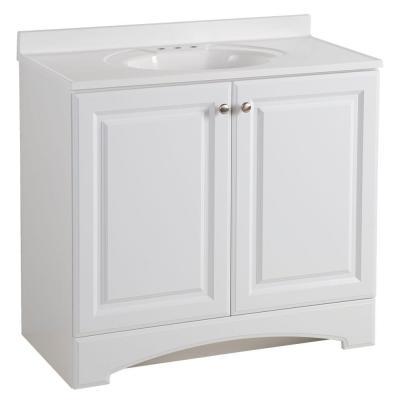 36 Inch Vanities - Bathroom Vanities - Bath - The Home Dep