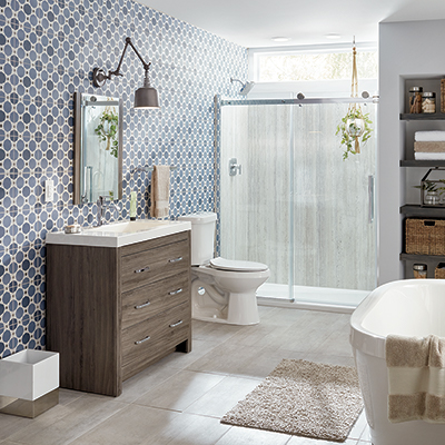 Bathroom Tile Ideas - The Home Dep