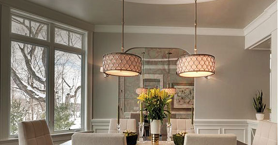 Interior Dining Lighting Impressive On Interior In Room Fixtures .