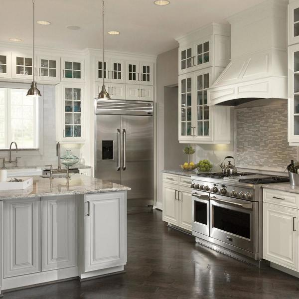Home Depot Kitchen Cabinets American   Classic Style