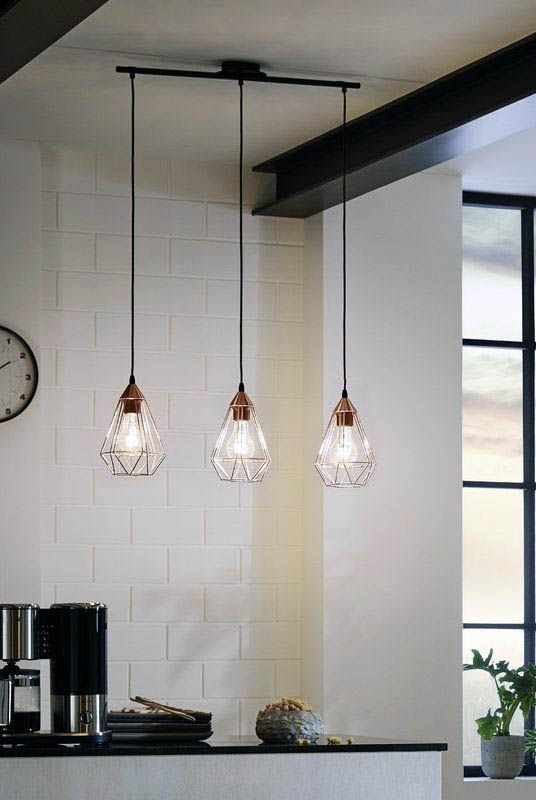 Ideal kitchen island led lighting only in indoneso.com | Hanging .