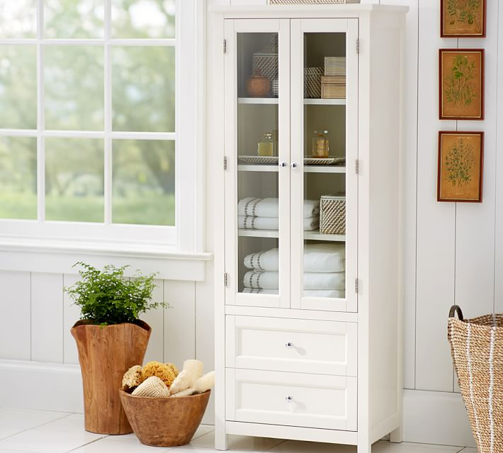 Classic Linen Closet | Pottery Ba