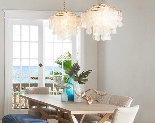 5 Ideas to Guide Your Dining Room Chandelier Choice - Shades of Lig