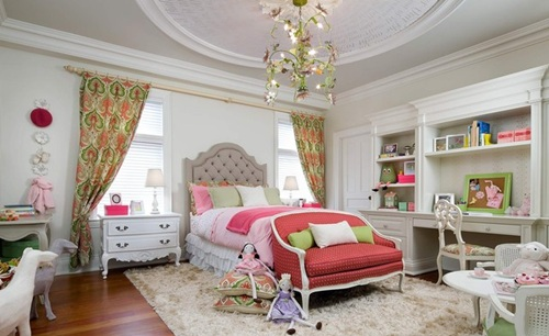 Fashion Trends Reports: Interior Design Ideas | Girls Bedroom .