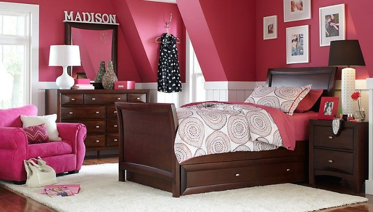 50 Cute Teenage Girl Bedroom Ideas | How To Make a Small Space .