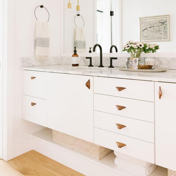 Creating Your Stylish Bathroom with Ikea Sektion Kitchen Cabinets .