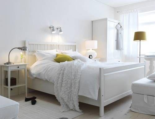 Stark White Bedroom Furniture | The Interior Design Inspiration .