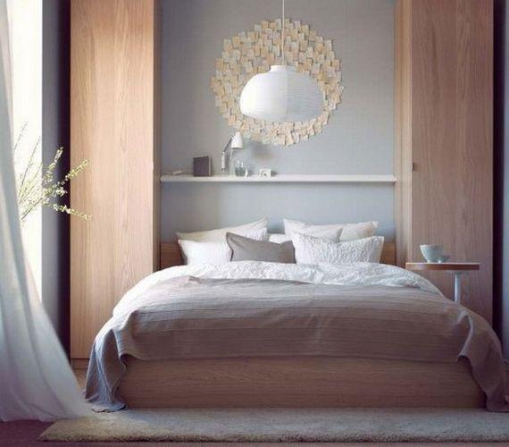 IKEA Murphy Bed - Maximize Small Bedrooms | Bedroom design .