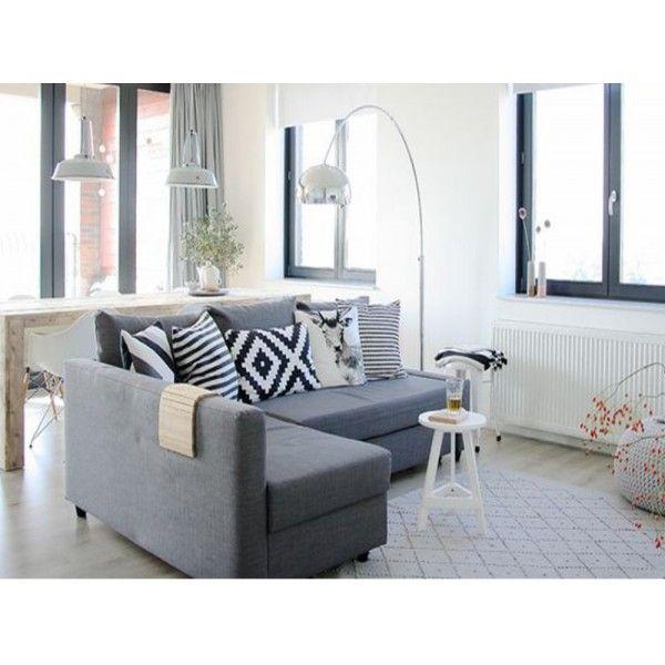 IKEA friheten. Living room inspiration! … | Scandinavian design .