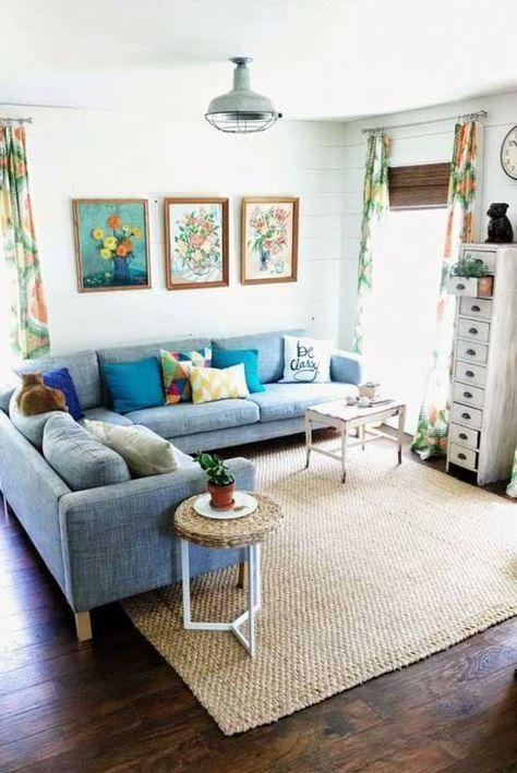 Living Room IKEA Ideas - Home Decorating Ideas | Mid century .