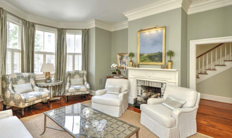 10 Trending Living Room Colors for 20