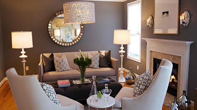 80+ Small Living Room Ideas | Home Design Lov
