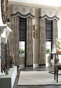 JCPenney In-Home Custom Decorating | Diy window treatments, Modern .