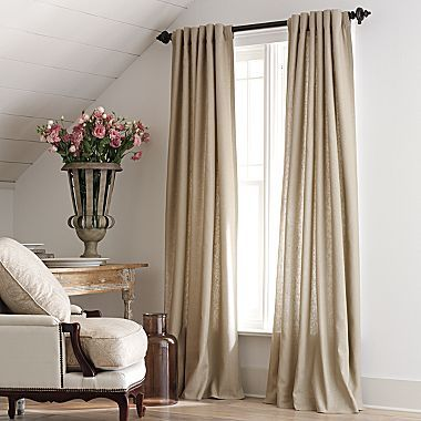 Pin by Mary Elizabeth Hedrick on Living Room | Curtain decor, Home .