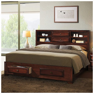 Top 10 Best King Bedroom Sets Under 1000 Dollars In 2020 Reviews .