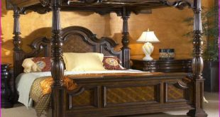 modern California king canopy beds cool designs | King bedroom .