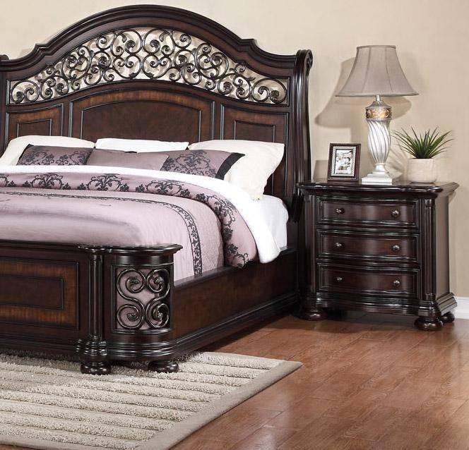 California King Bedroom Furniture Se