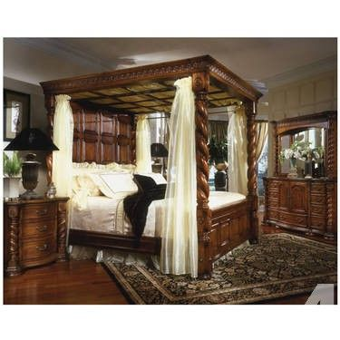 King Size Canopy Bedroom Sets Decor Ideas