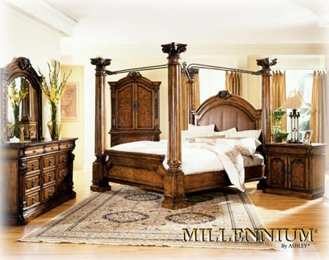 Ashley Millenium Bedroom Furniture – Bedroom Decor Ideas | Canopy .