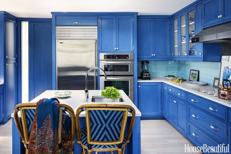 You'll Be Ready To Repaint Your House After Seeing These Blue .