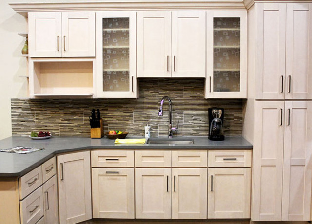New Shaker Kitchen Cabinet Doors An Affordable Remodeling Tre