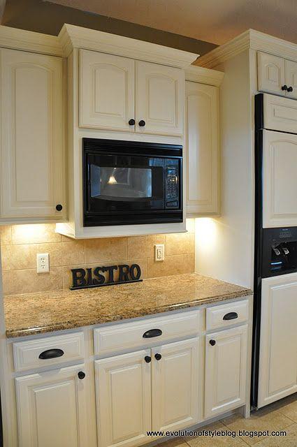 Evolution of Style: Kitchen Reveal! | Kitchen cabinet hardware .