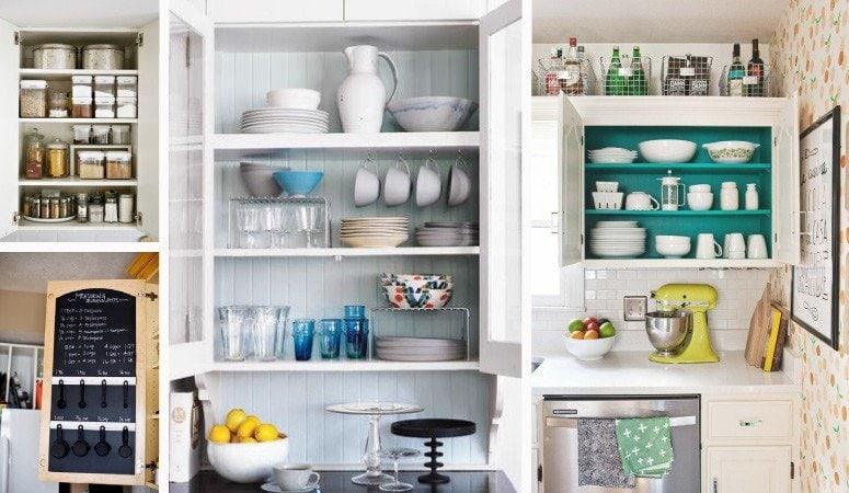 Inspiring Kitchen Cabinet Organization Ideas   Designer Trapp