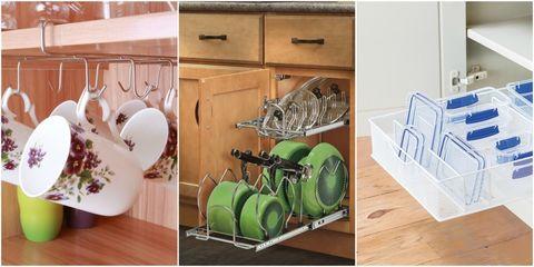 12 Kitchen Cabinet Organization Ideas - How to Organize Kitchen .