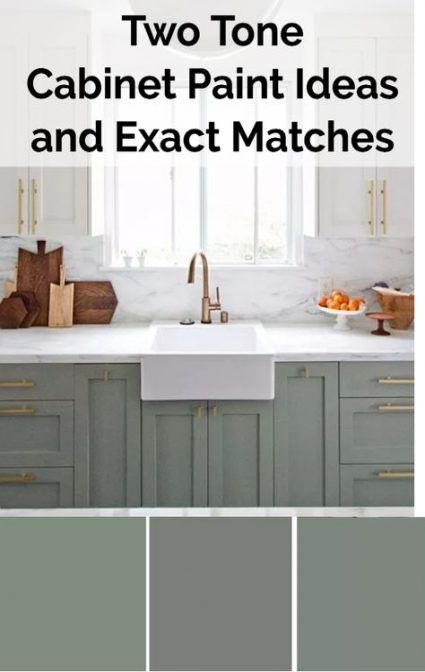 Best kitchen cabinets white modern paint colors Ideas | Painted .