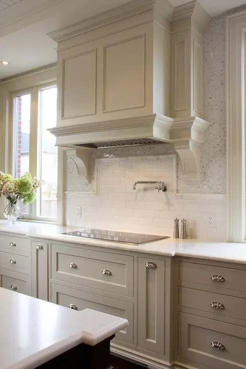 20 Most Popular Kitchen Cabinet Paint Color Ideas (Trends for 2019 .