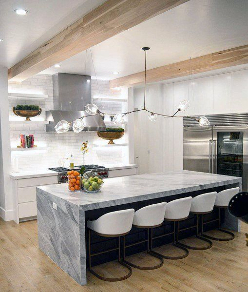 Top 50 Best Kitchen Island Lighting Ideas - Interior Light .