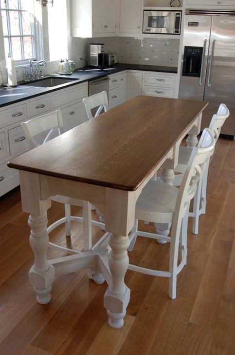 Best 15 Narrow Dining Tables for Small Spaces (Gallery Ideas .