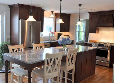 Island+seating... for 5 - Kitchens Forum - GardenWeb | Kitchen .