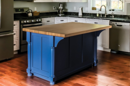 Custom Kitchen Islands | Design Your Own Kitchen Isla