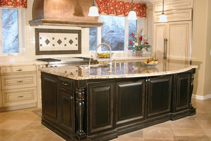 Custom Kitchen Islands For Sale | Belezaa Decorations from .