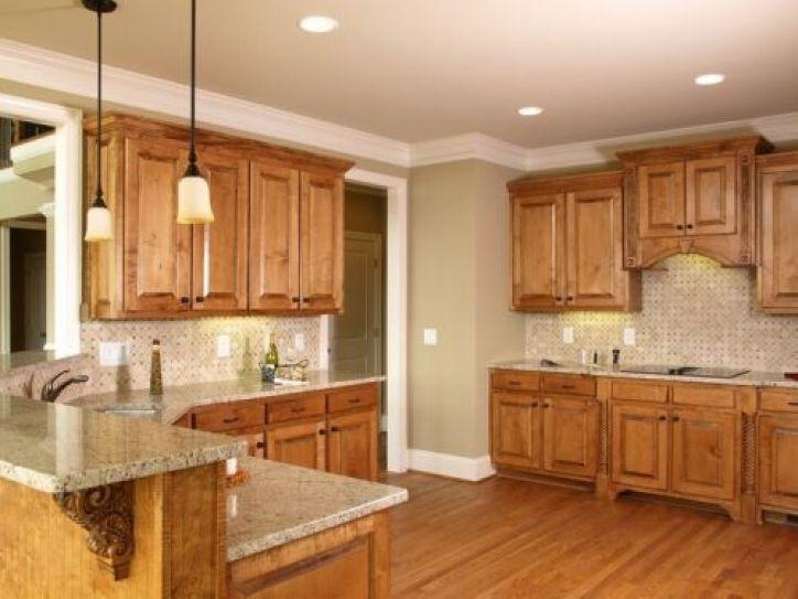 1000+ ideas about Honey Oak Cabinets on Pinterest | Oak kitchens .