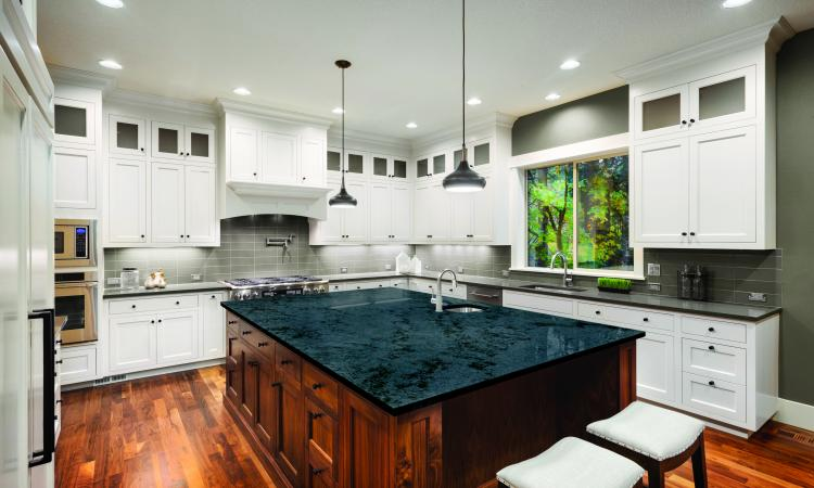 Recessed Lighting Reconsidered in the Kitch