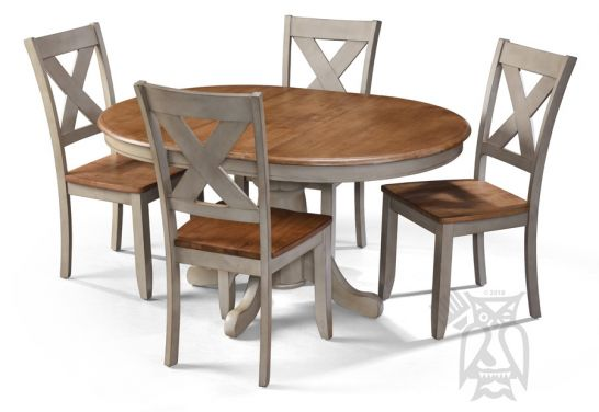 Hoot Judkins Furniture||Winners Only||Solid Parawood Barnwell .