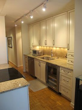 Galley Kitchen Track Lighting Design Ideas, Pictures, Remodel, and .