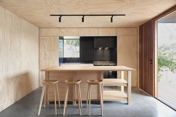 Dwell's Favorite 2 Modern Kitchen Track Lighting Wood Counters .