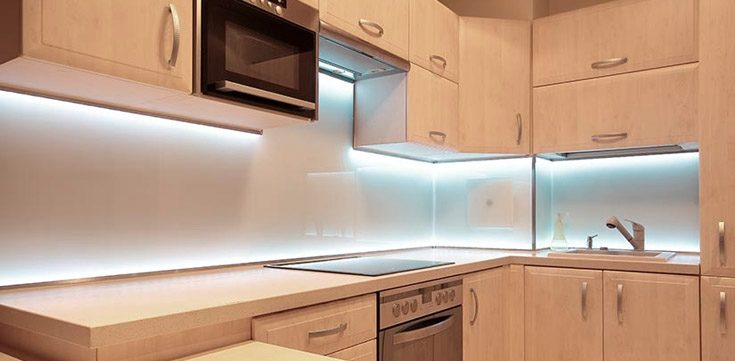 How to Install LED Under Cabinet Lighting [Kitchen Lighting] | LED .