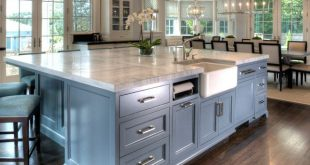 Kitchen Island. Kitchen Island. Large Kitchen Island with .