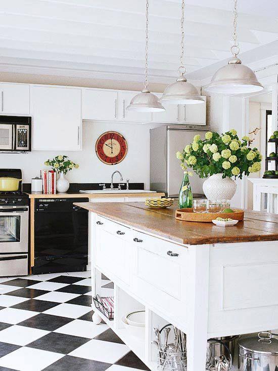 Large kitchen island styling | Kitchen island design, Kitchen on a .