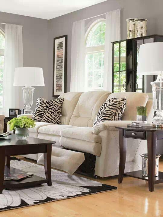 At La-Z-Boy Furniture Galleries | Living room recliner, Havenly .
