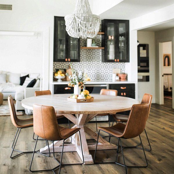 Slope Leather Dining Chair | Dining room small, Kitchen style .