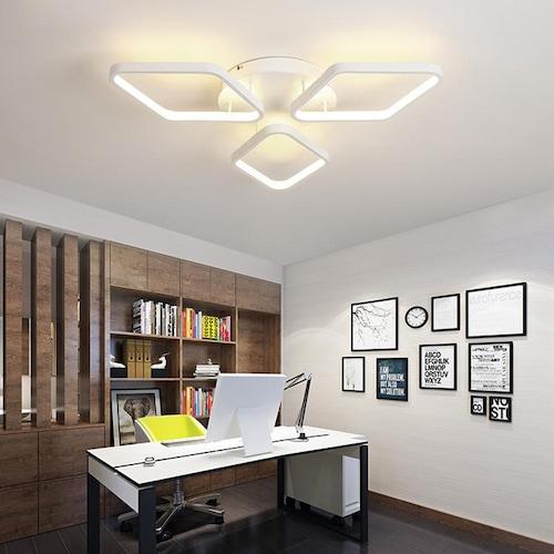Flush Mount Ceiling Lights Kitchen Modern LED Lamp Sale, Price .