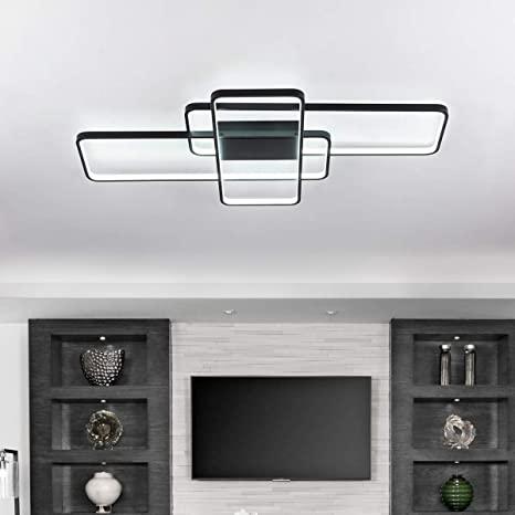 Amazon.com: CHYING LED Ceiling Light Modern Flush Mount 60W 3 .