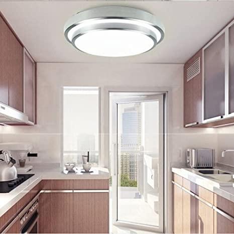 LightInTheBox Modern Round Flush Mount Led Ceiling Light 18W Pure .